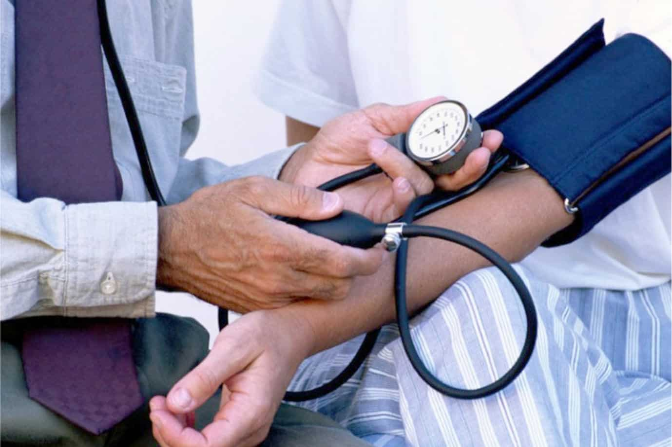 High blood pressure does it lead to diabetes